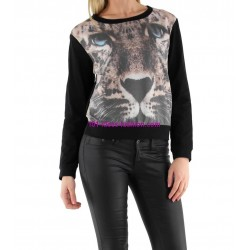 t-shirt top blusas inverno marca F3001