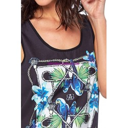 tshirt top summer brand Dy design 11008VRA boutique clothing
