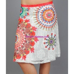 gonna leggings shorts 101 idées 303VRA moda simile desigual