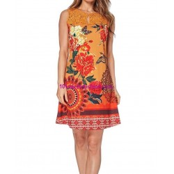 dress tunic lace summer 101 idées 668VRA