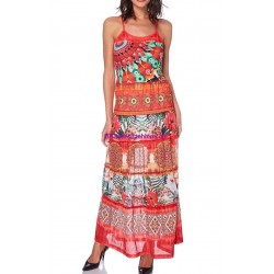 shop maxidress ethnic summer 101 idées 350VRA ethnic wear