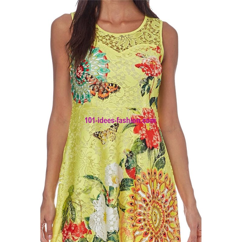 b60ee9e801c ... dress tunic lace summer 101 idées 531AMVRA indian clothes online ...