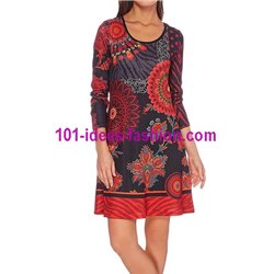 dress ethnic winter 101 idées 188W