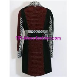 winter coat embroidery brand 101 idees 82191 New winter collection