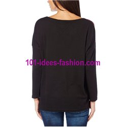 t-shirts tops blouses winter brand 101 idees 275 in paris french