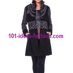 winter coat embroidery brand 101 idees 82242 store uk