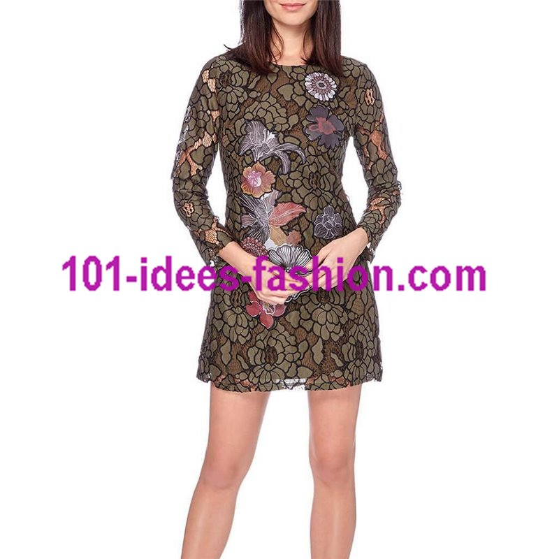 dress tunic lace chic 101 id es 918w christmas clothes new. Black Bedroom Furniture Sets. Home Design Ideas