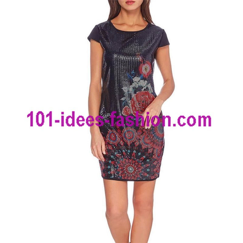 dress tunic sequins 101 id es 256w christmas clothes new year. Black Bedroom Furniture Sets. Home Design Ideas