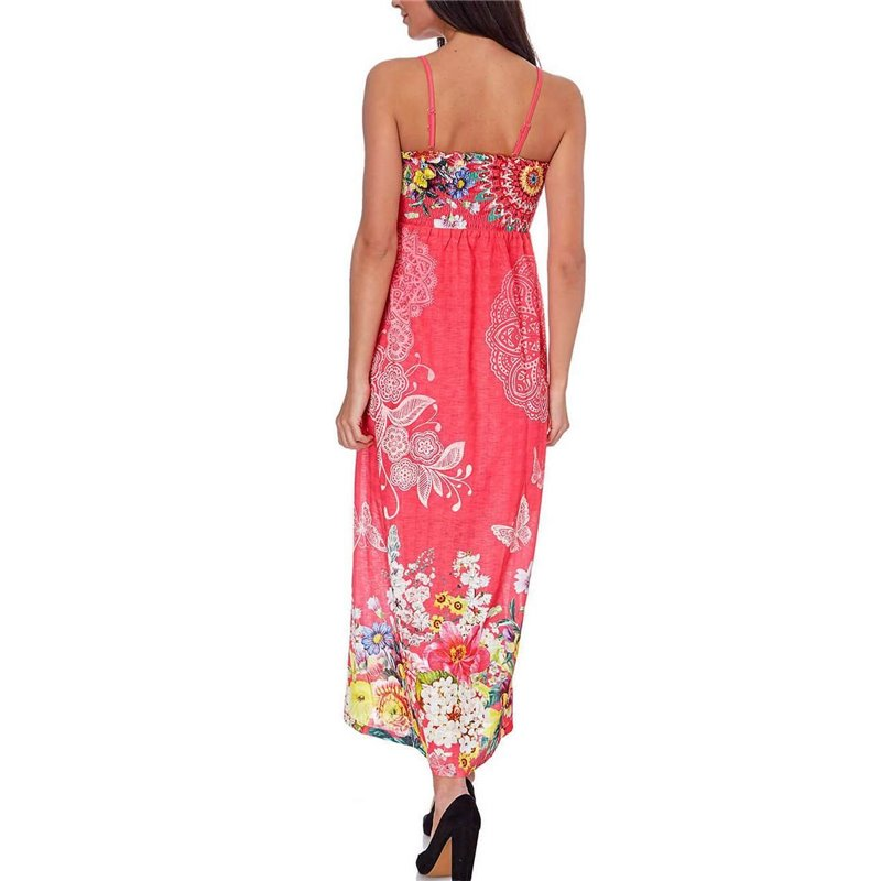 c5d02f8b969 ... maxidress ethnic floral summer 101 idées 1650Y womens clothes sale