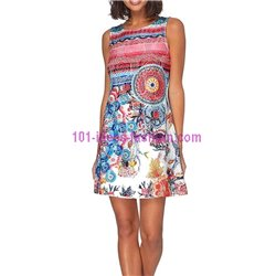 dress tunic summer 101 idées 169VRA