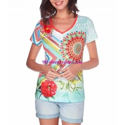 buy now top lace plus size summer floral ethnic brand 101 idées
