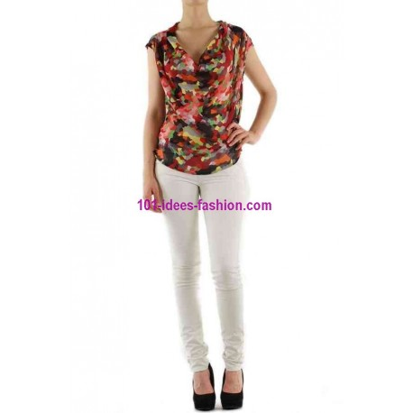 tshirt top summer brand Frime 823 spanish style