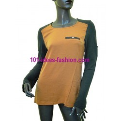 camiseta top verano marca Sophyline 9086or