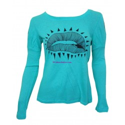 t-shirt camicette top invernali marca eden & orphee 1655VD