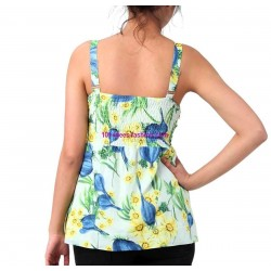 tshirt top summer brand 101 idees 3094a spanish style