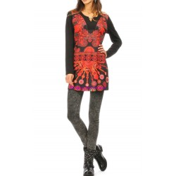 kleider tuniken winter marken 101 idees 056 IN spanischer stil