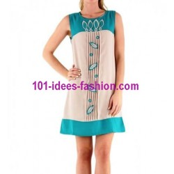tunic dress summer brand 101 idées 058AZ 2017 prom