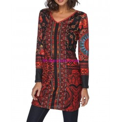 dress tunic winter 101 idées 233W french fashion