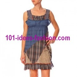 tunic dress summer brand Dy Design 1556 cotton very cheap