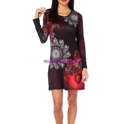 dress tunic winter 101 idées 319IN very cheap
