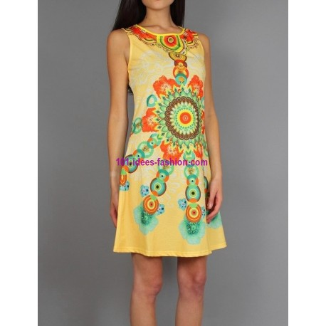 shop dress tunic 101 idées 025AMVRA ethnic wear