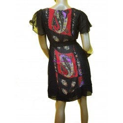 tunic dress summer brand v fashion 510B boutique clothing