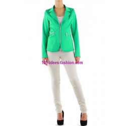 jacket spring label fashion FRIME 808VRD