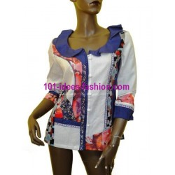 jacket spring label fashion ALEXO 102040BR shop europe
