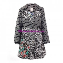 coat print winter DY DESIGN 1607
