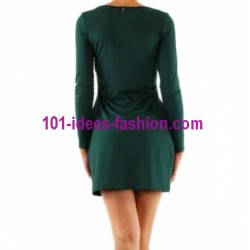 robes tuniques hiver marque 101 idees 8995VRD soldes ligne