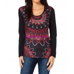 oberteile top t-shirt winter 101 idées 258IN