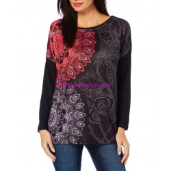 shop t-shirts tops blouses winter brand 101 idees 276 IN ethnic wear