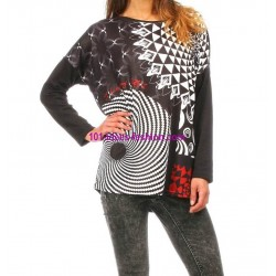 t-shirts tops blouses winter brand 101 idees 278 IN SALES online