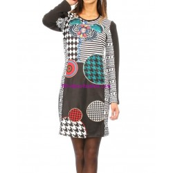 dresses tunics winter brand 101 idees 009 in