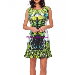 shop tunic dress summer brand Dy Design 11005VRA outlet