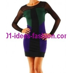 shop dresses tunics winter brand 101 idees 9002 outlet