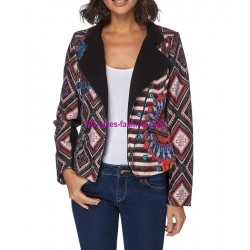 jacket print label 101 IDEES 090CAS shop europe