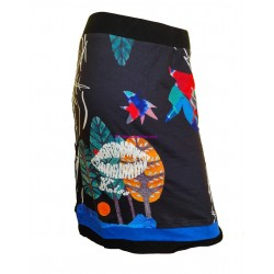 gonna leggings shorts 101 idées 8408 eleganti economici desigual