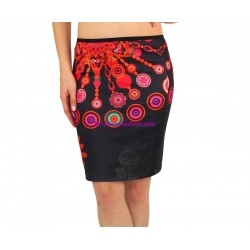 skirt print winter 101 idees 077IN