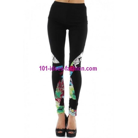 gonna leggings shorts dy design 2050PR eleganti economici desigual