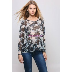 t shirt magliette top estive marca Osley 1253p