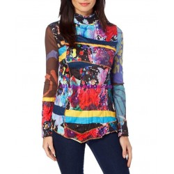 t-shirt camicette top invernali marca Dy Design 125 in